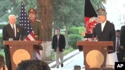 اظهارات گیتس در مورد مأموریت ناتو در افغانستان