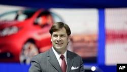 Ford şirkətinin icraçı vitse-prezidenti Cim Farli