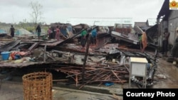 mora cyclone myanmar