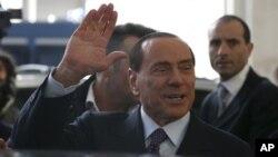 Cựu thủ tướng Ý Silvio Berlusconi