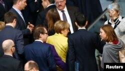 Grecia acusa a Alemania de evadir pagos de reparación por actos cometidos por Nazis en la segunda guerra mundial.