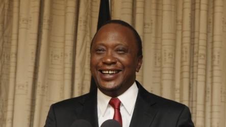 Rais mteul Uhuru Kenyata
