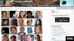 La comunidad de blogueros de la isla es sucesora del movimiento de periodistas independientes.