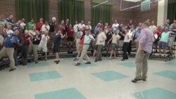 A Cappella Group Delights DC Suburb