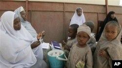 Ma'aikatan lafiya su na shirin digawa yara a Kano maganin rigakafin kamuwa da cutar shan inna, Polio