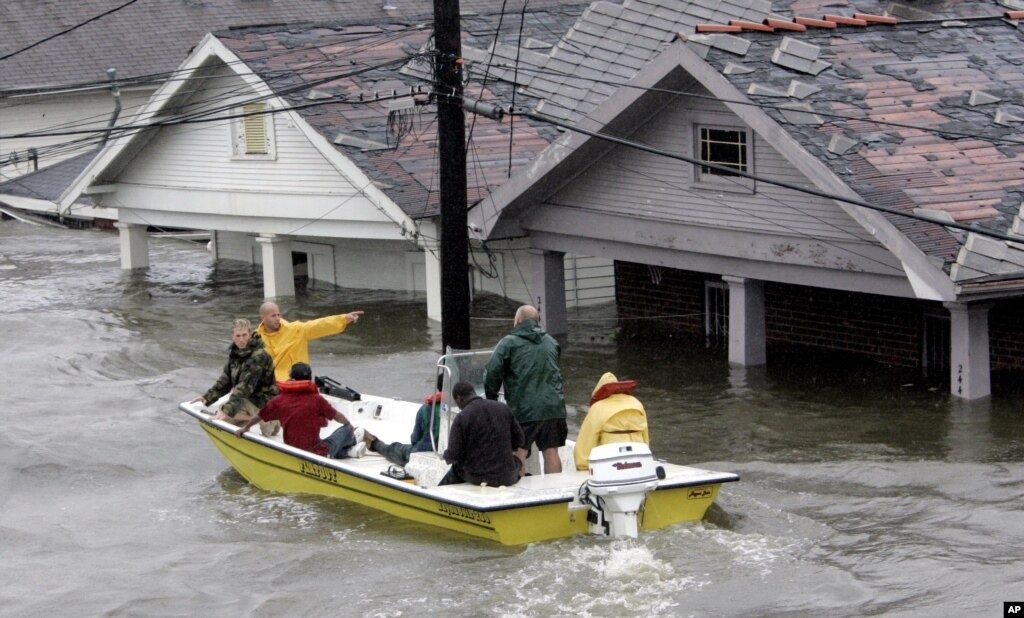 Lessons Learned From Katrina, 10 Years Later
