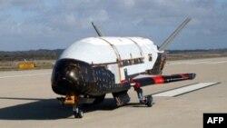 Máy bay X-37B được đại công ty Boeing chế tạo cho cơ quan không gian NASA, và dự án sau đó đã được chuyển lại cho Không quân
