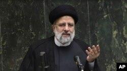 د ایران ولسمشر ابراهیم ریسی