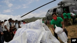 Nepal Earthquake Rescue, Organizing Relief