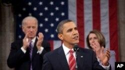 امریکی صدر کا خطاب: انسانی حقوق کے کارکنوں، دانش وروں اور تجزیہ نگاروں کا خیرمقدم