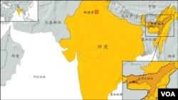 阿萨姆邦格拉帕拉地区地理位置