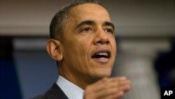 Barack Obama defendió la propuesta aprobada por el Senado para aprobar con mayoría simple, 51 votos, a los nominados por el mandatario.