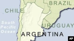 Gempa skala 6,2 guncang Argentina