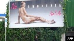 Vdes nga anoreksia modelja franceze Isabelle Caro