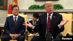 سفر رئیس جمهور کوریای جنوبی به واشنگتن در حالی صورت می گیرد که بدبینی نسبت به احتمال عدم برگزاری دیدار رهبران امریکا و کوریای شمالی افزایش یافته است.