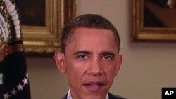 奧巴馬﹕聯軍正在利比亞取得成功