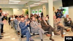 Pakistan Embassy upgraded Consular section inauguration
