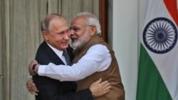 俄繼續緊拉印度牽制中國