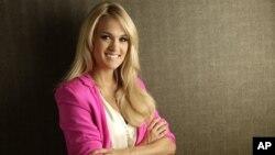 Carrie Underwood, una de las figuras femeninas más destacadas de Nashville.