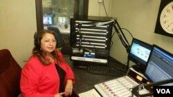 Isabel Acosta en entrevista con la Voz de América resalta la importancia de la participación política de los peruanos en el exterior.