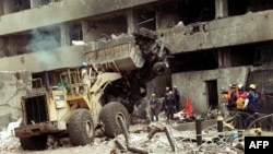 კენიაში აშშ-ის საელჩოზე 1998 წელს მომხდარი თავდასხმის მეორე დღე, 8 აგვისტო.