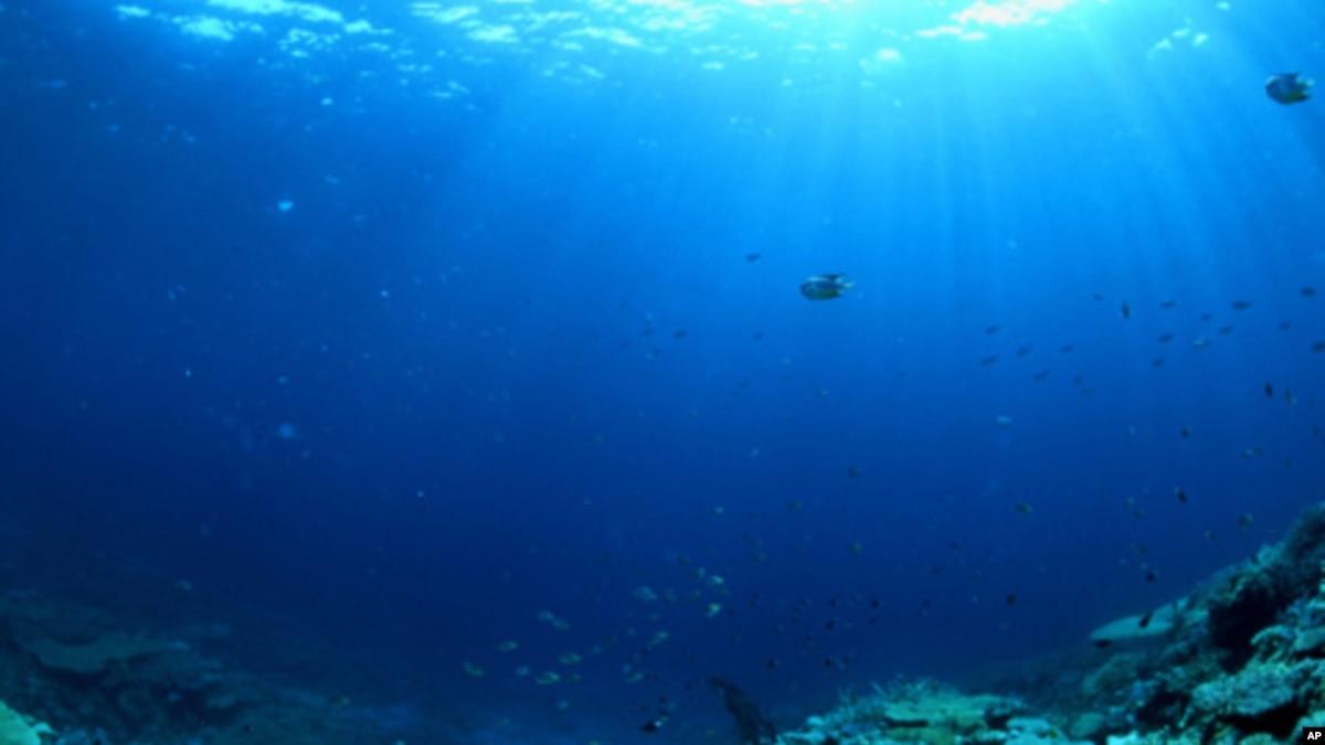 Scientists create new maps of ocean floor for Ocean s floor