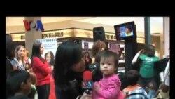 Mengajak Anak Bergembira di Lantai Dansa - VOA untuk Friends
