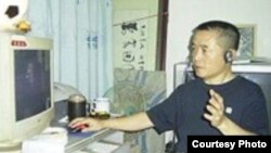 中國天網人權信息中心創始人黃琦。 (資料照片)