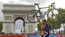قهرمانی ایوانز در تور دو فرانس