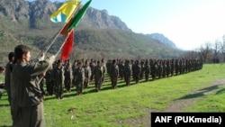 PKK guerrilla
