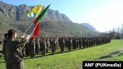 Şervanên PKK