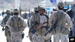 حدود ۷۷ در صد پاسخدهندگان گفته که نیروهای امنیتی در برابر حملات طالبان مؤفق عمل کرده اند.