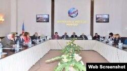Vətəndaş Cəmiyyəti Forumu milli platformasının iclası