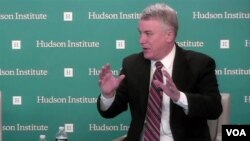 مایکل دوران، پژوهشگر ارشد موسسه هادسن