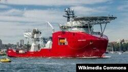 Aвстралийский военный корабль «Океанский щит»