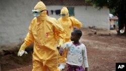 África se ha movilizado para asistir a los países más afectados por el virus.