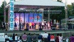 워싱턴의 한인 축제 '코러스 축제'
