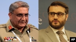 Bajwa and Mohib