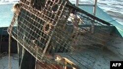 Peshkatarët e Luizianës flasin për ndikimin e naftës në Gjirin e Meksikës