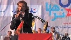 نگرانی از پايمال شدن حقوق زنان در تونس