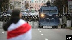 Минск, Беларусь (архивное фото)