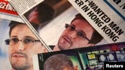 အေမရိကန္ေထာက္လွမ္းေရးသတင္းေတြကို ဖြင့္ထုတ္ခဲ့သူ ဝန္ထမ္းေဟာင္း Edward Snowden