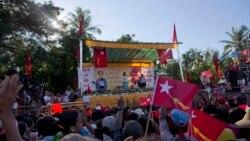 Myanmar Election SNLD ANP