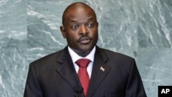 The government of Burundi President Pierre Nkurunziza is introducing regulatory reforms to help attract investment. (AP Photo/Jason DeCrow)