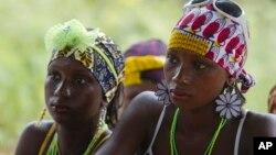 Yara mata Fulani