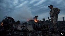 El derribo del avión Malaysia Airlines con 298 personas ha sido calificado como un acto de terrorismo por autoridades ucranianas.