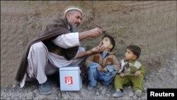 سال گذشته ۱۹ مورد جدید پولیو در افغانستان تثبیت شد.