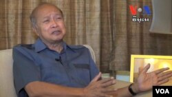 Prince Norodom Ranariddh, who once led Cambodia's dominant post-war political party, Funcinpec, told VOA Khmer in an exclusive interview on Monday, February 24, 2014, that he plans to launch a new royalist party for commune elections later this year and the national election in 2018.