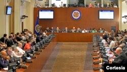 La sesión se llevará a cabo pese a un pedido formal de la misión de Venezuela ante la organización, en la que ha pedido la cancelación de la convocatoria.