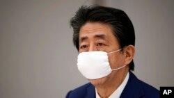 د جاپان لومړی وزیر شینزو ابې